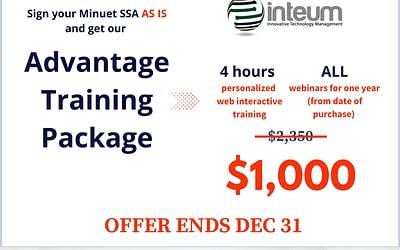 Inteum Advantage Training Package