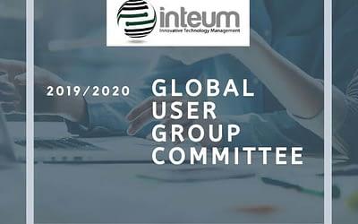 2019/2020 Global User Group Committee