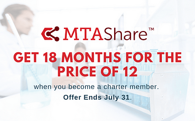 MTAShare Charter Member Special