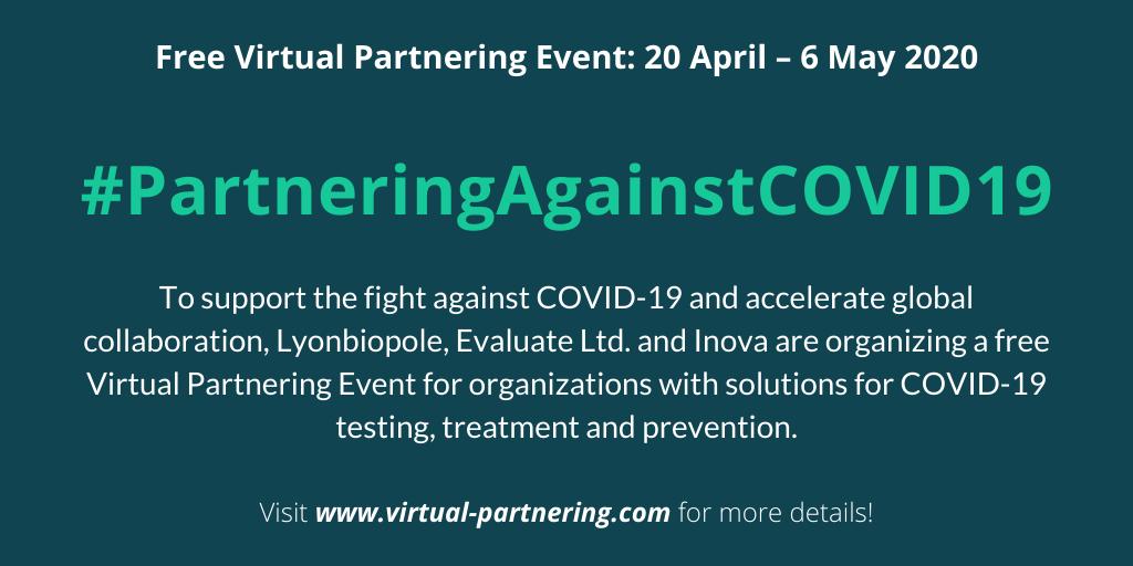 #PartneringAgainstCOVID19