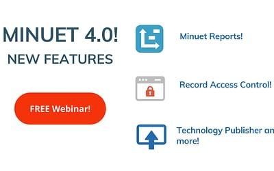 Minuet Version 4.0 New Features Webinar