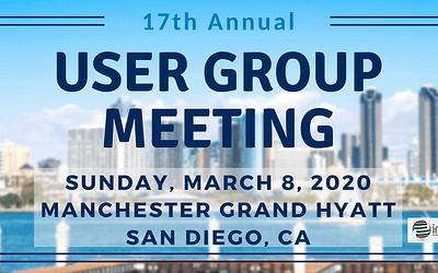 17th Annual User Group Meeting